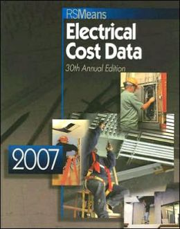 Electrical Cost Data 2007