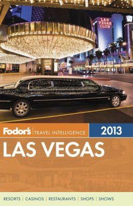 Fodor's Las Vegas 2013