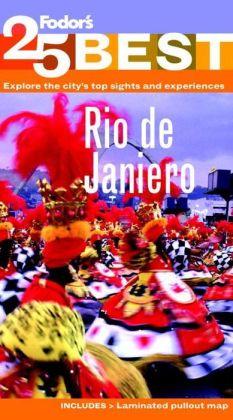 Fodor's Rio de Janeiro's 25 Best, 1st Edition