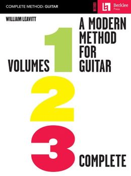 Modern Method for Guitar: 123 Complete