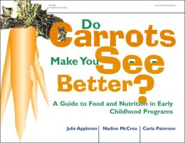 DO CARROTS MAKE YOU SEE BETTER?