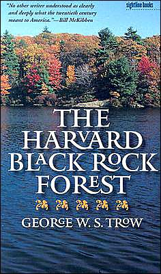 The Harvard Black Rock Forest