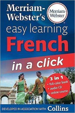 Merriam-Webster's Easy Learning French in a Click