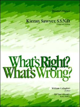 What's Right? What's Wrong?