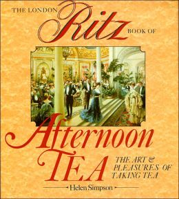 London Ritz Book of Afternoon Tea