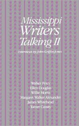 Mississippi Writers Talking II