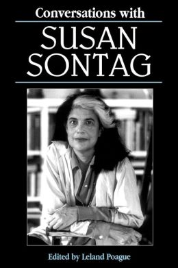 Conversations With Susan Sontag