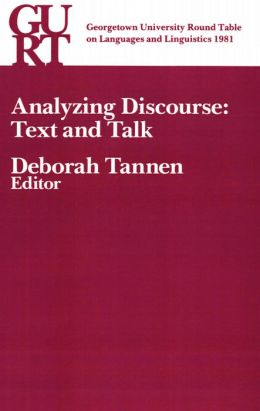 Analyzing Discourse