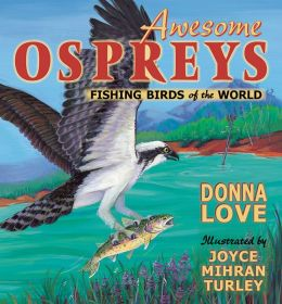 Awesome Ospreys: Fishing Birds of the World