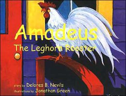 Amadeus, the Leghorn Rooster
