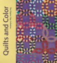 Book Cover Image. Title: Quilts and Color:  The Pilgrim/Roy Collection, Author: Pamela Parmal