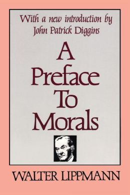 Preface To Morals