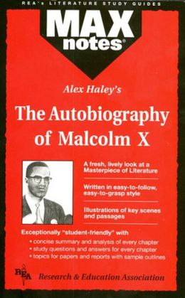 The Autobiography of Malcolm X (MaxNotes)