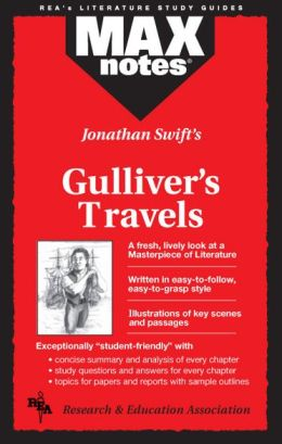 Gulliver's Travels (MaxNotes Series)