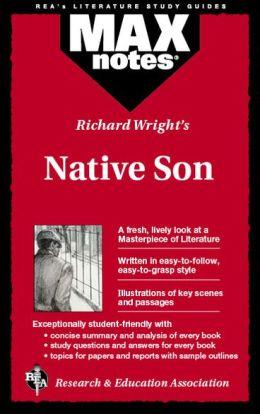 Native Son (MaxNotes Series)