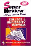 Super Review: College and University Writing