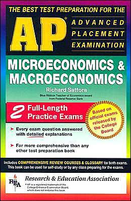 AP Microeconomics and Macroeconomics