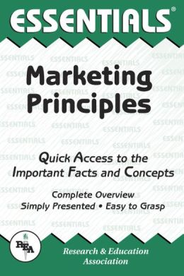 Essentials of Marketing Principles