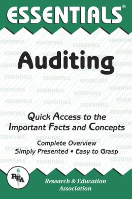 Essentials of Auditing