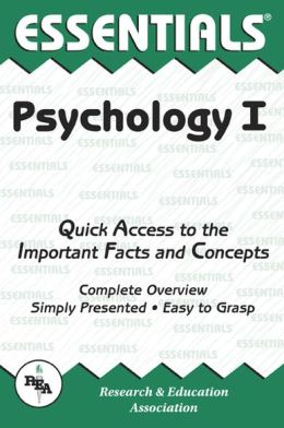 The Essentials of Psychology I