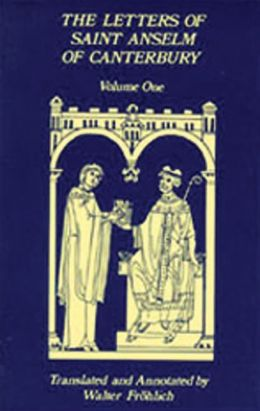 The Letters of Saint Anselm of Canterbury