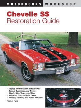 Chevelle SS Restoration Guide