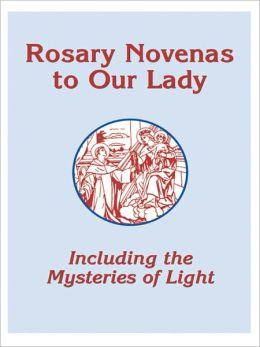 Rosary Novenas