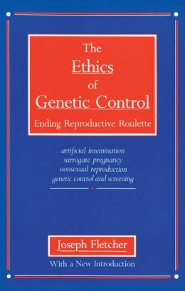 The Ethics of Genetic Control