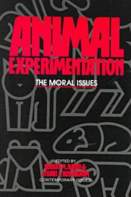 Animal Experimentation: The Moral Issues