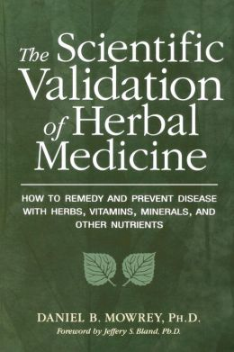 Scientific Validation of Herbal Medicine
