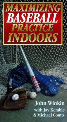 Maximizing Baseball Practice Indoors(VHS)