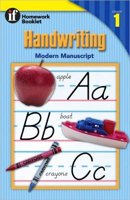 Handwriting: Modern Manuscript