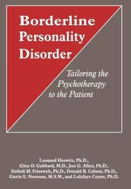Borderline Personality Disorder: Tailoring the Psychotherapy to the Patient