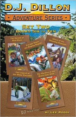 D.J. Dillon Adventure Series Set 2