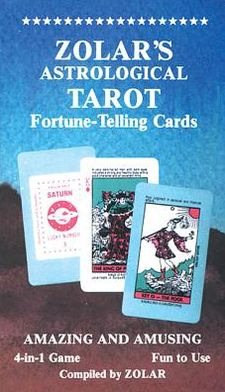Zolars Astrological Tarot Deck: Fortune-Telling Cards