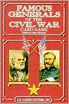 Famous Generals of the Civil War Card Game