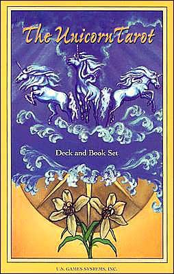 Unicorn Tarot Deck and Book Set
