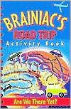 Brainiac's Road Trip Activity Journal