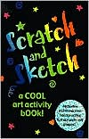 Scratch and Sketch: A Cool Art Activity Book!