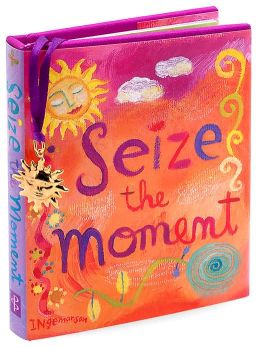 Seize the Moment Little Gift Book