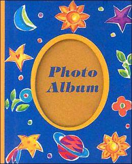 Blue Heaven Petite Photo Album