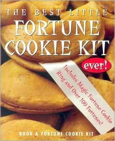 The Best Little Fortune Cookie Kit Ever (Petites Plus Editions Series)