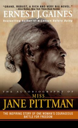 analysis of miss jane pittman The the autobiography of miss jane pittman community note includes chapter-by-chapter summary and analysis, character list, theme list, historical context, author.