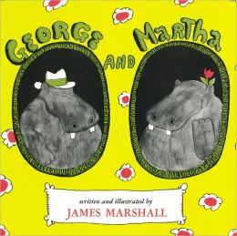 George and Martha (Turtleback School & Library Binding Edition)