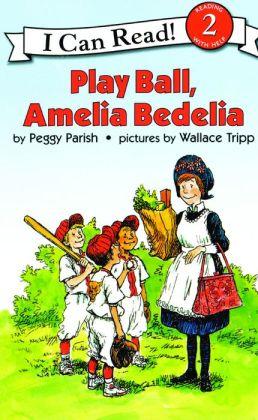 Play Ball, Amelia Bedelia (Turtleback School & Library Binding Edition)
