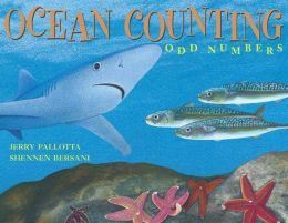 Ocean Counting Book: Odd Numbers