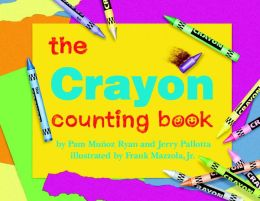 Crayon Counting Board Book