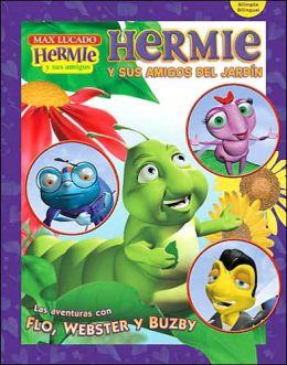 hermie y sus amigos del jardin by max lucado 39 s hermie