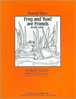 Frog and Toad Are Friends: A Study Guide