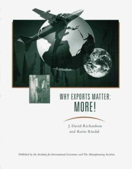 Why Exports Really Matter!: More